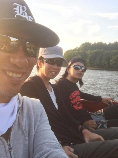 hideup ボンバー ブログ写真 2016/09/01