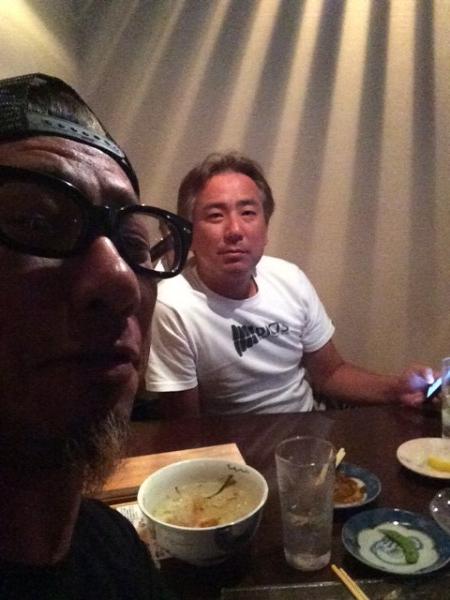 hideup ボンバー ブログ写真 2014/08/26