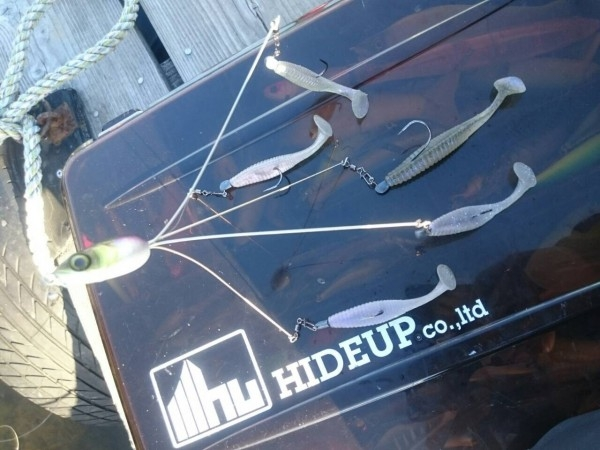 hideup ボンバー ブログ写真 2015/10/09