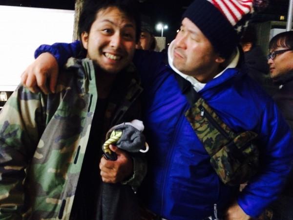 hideup 森悟司 ブログ写真 2015/12/21