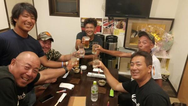 hideup 永野総一朗 ブログ写真 2016/07/31