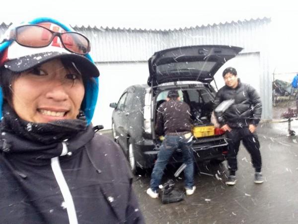 hideup 永野総一朗 ブログ写真 2015/01/29