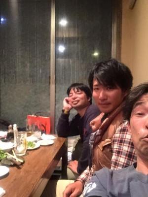 hideup 永野総一朗 ブログ写真 2015/12/06