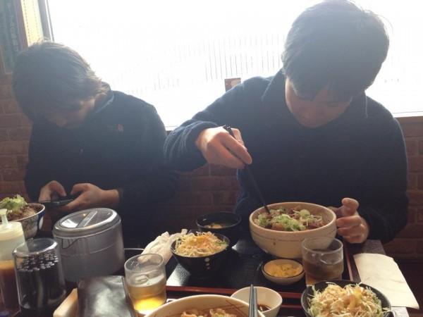hideup 永野総一朗 ブログ写真 2015/04/12