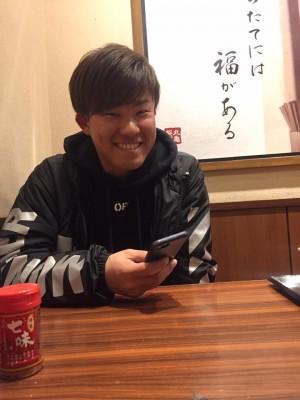 hideup 永野総一朗 ブログ写真 2017/03/30