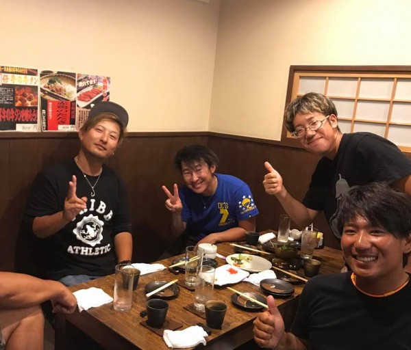 hideup 永野総一朗 ブログ写真 2017/07/26