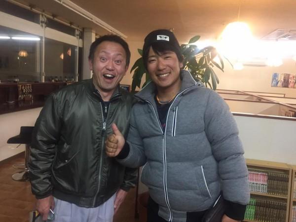 hideup 永野総一朗 ブログ写真 2017/01/27