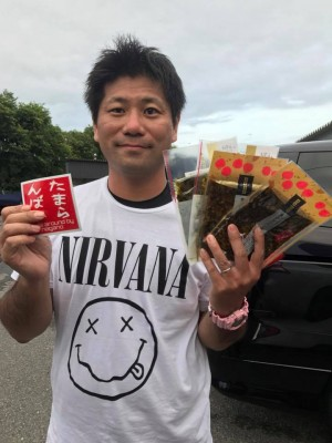 hideup 永野総一朗 ブログ写真 2017/07/28