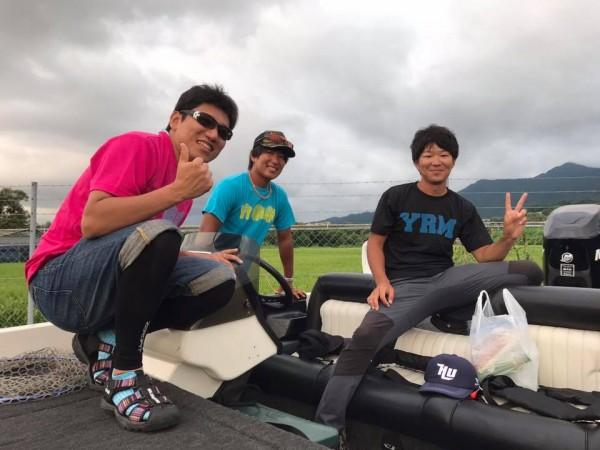 hideup 永野総一朗 ブログ写真 2017/08/31