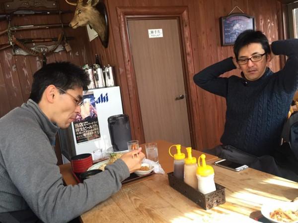 hideup 永野総一朗 ブログ写真 2017/02/22
