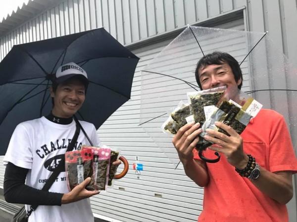 hideup 永野総一朗 ブログ写真 2017/08/11