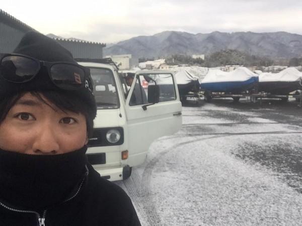 hideup 永野総一朗 ブログ写真 2017/01/26