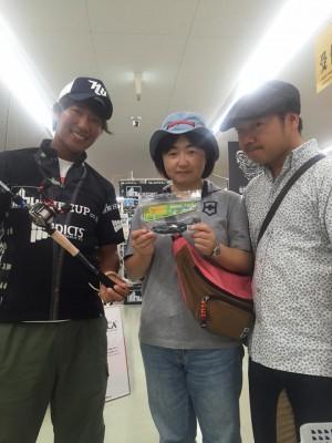 hideup 永野総一朗 ブログ写真 2015/07/27