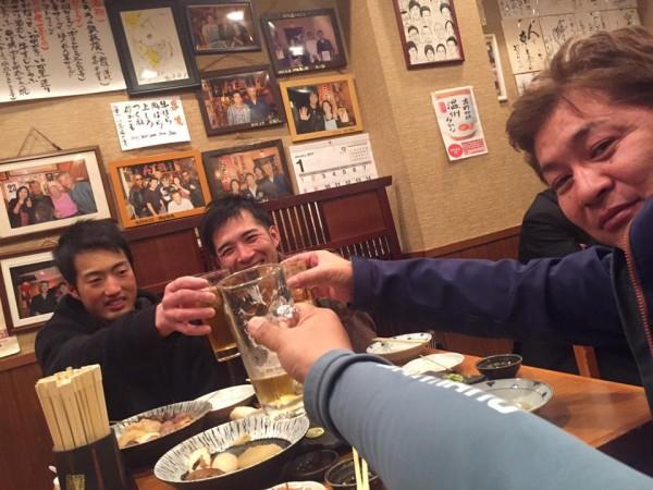 hideup 永野総一朗 ブログ写真 2017/01/29