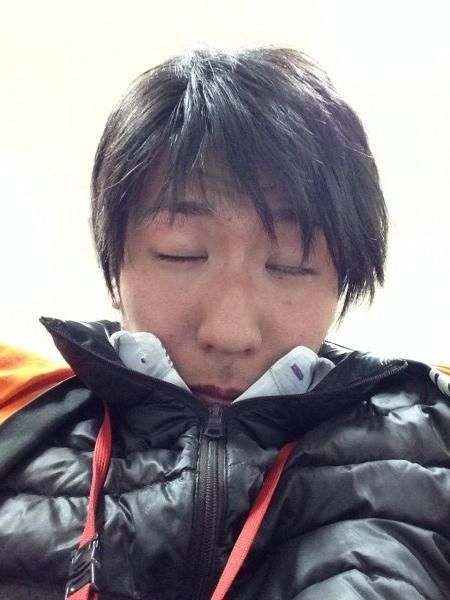 hideup 永野総一朗 ブログ写真 2014/02/22
