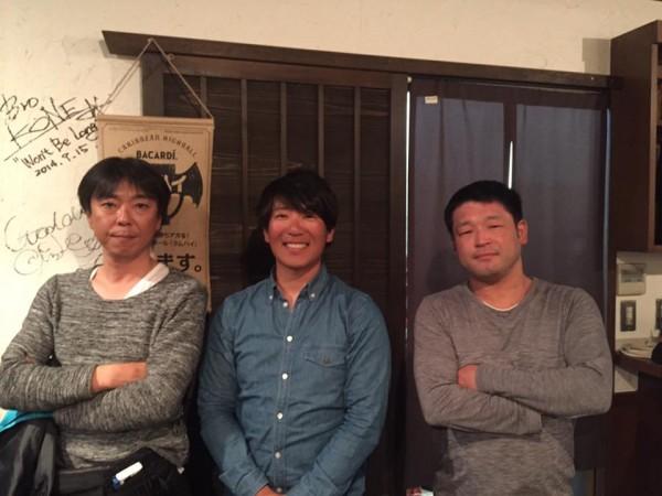 hideup 永野総一朗 ブログ写真 2017/04/26