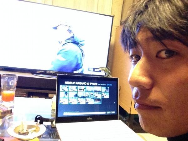 hideup 永野総一朗 ブログ写真 2014/02/19