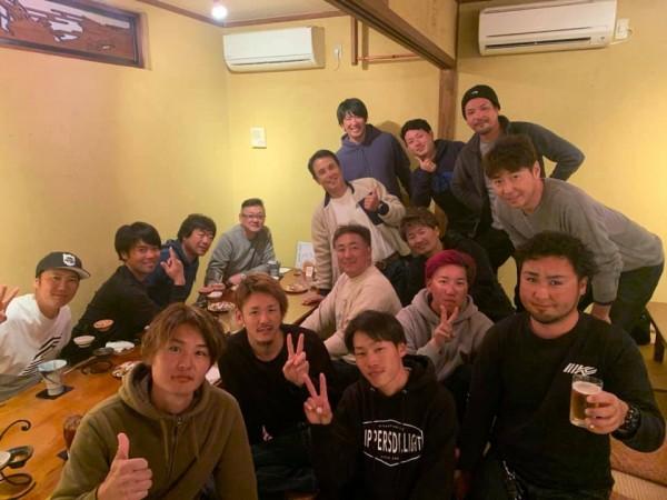 hideup 永野総一朗 ブログ写真 2019/12/05