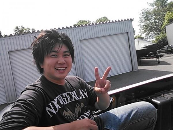 hideup 乃村弘栄 ブログ写真 2014/05/27
