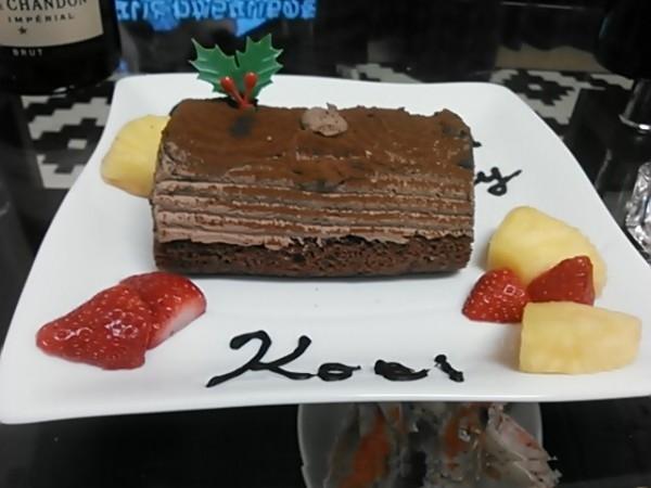 hideup 乃村弘栄 ブログ写真 2014/12/26