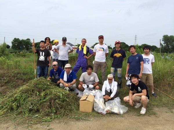 hideup 重行知明 ブログ写真 2014/07/15
