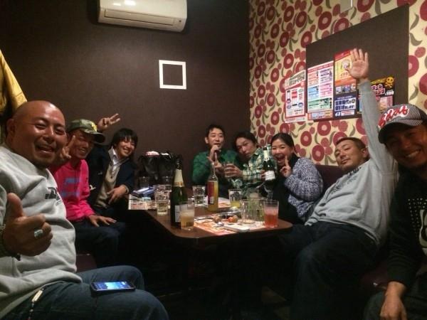 hideup 重行知明 ブログ写真 2013/12/17
