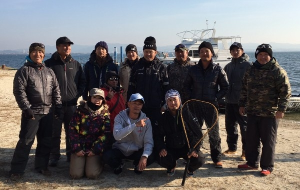 hideup 横山直人 ブログ写真 2016/12/31
