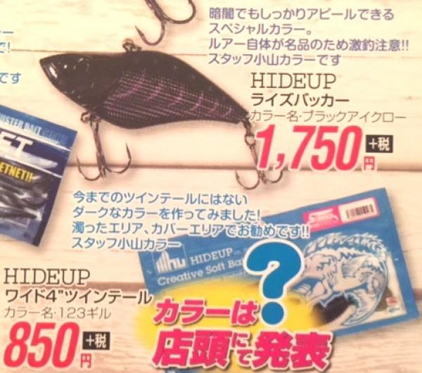hideup 横山直人 ブログ写真 2015/03/04