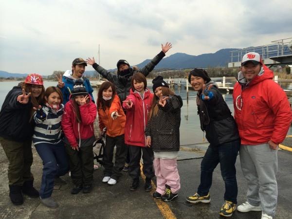 hideup 横山直人 ブログ写真 2014/12/28