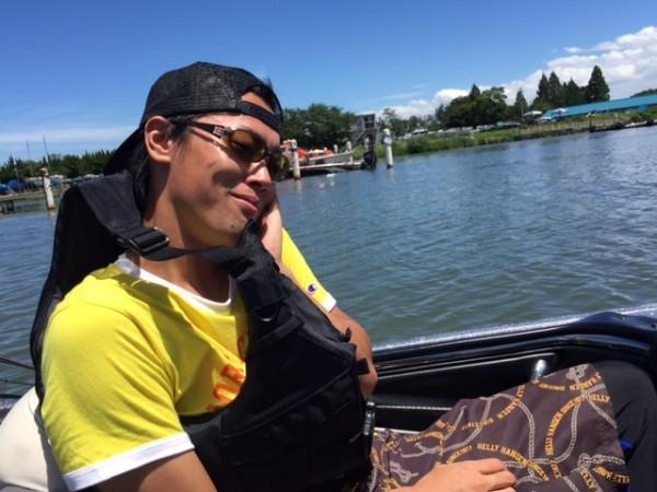 hideup 横山直人 ブログ写真 2015/07/20