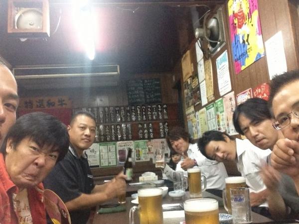 hideup 横山直人 ブログ写真 2013/08/30