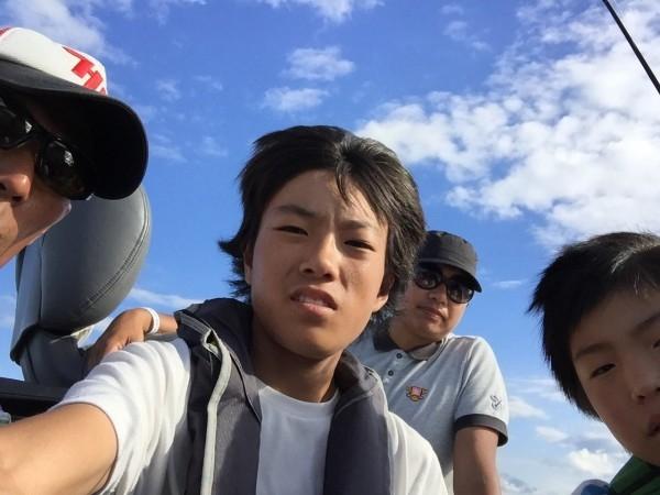 hideup 横山直人 ブログ写真 2015/08/22