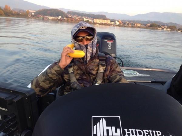 hideup 横山直人 ブログ写真 2014/12/01