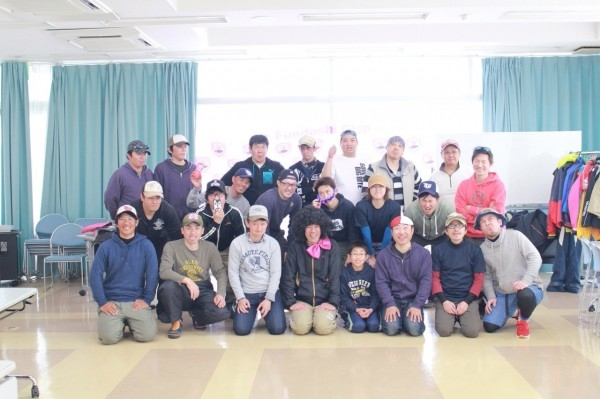 hideup 横山直人 ブログ写真 2015/04/19