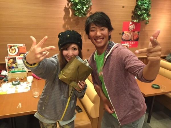 hideup 横山直人 ブログ写真 2014/11/02