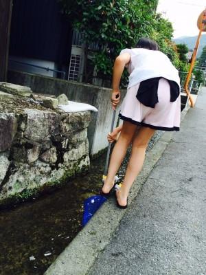 hideup 吉田秀雄 ブログ写真 2014/07/21