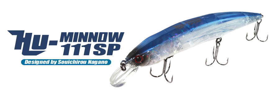 HU-Minnow111SP